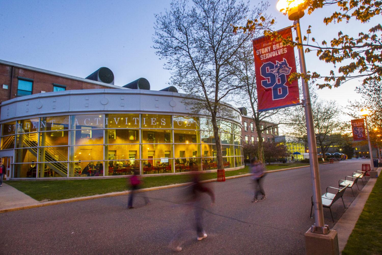 Stony Brook University Intensive English Center