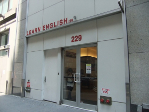 ALCC American Language Center Midtown(2019年4月5日 閉校)