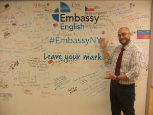 Embassy English New York  (2018年 閉校)