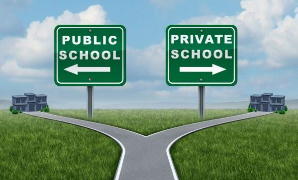 Public or private school